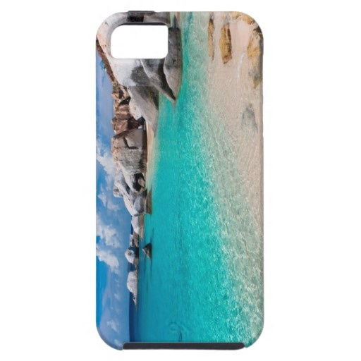 Turquoise Water iPhone 5 Covers