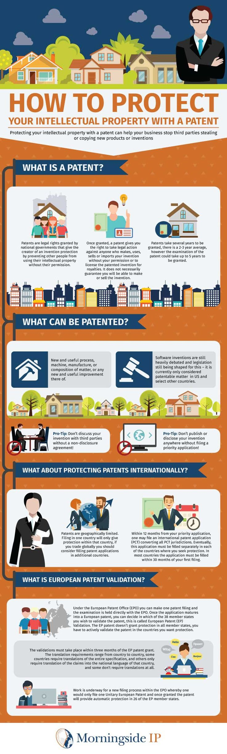11 best patent database images on pinterest infographic infographic guide for protecting your intellectual property with a patent fandeluxe Choice Image