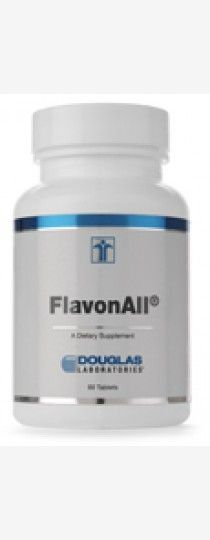 FlavonAll by Douglas Laboratories - FlavonAll, provided by Douglas Laboratories is a convenient dietary multi-flavonoid supplement designed to provide a broad spectrum of beneficial antioxidant
