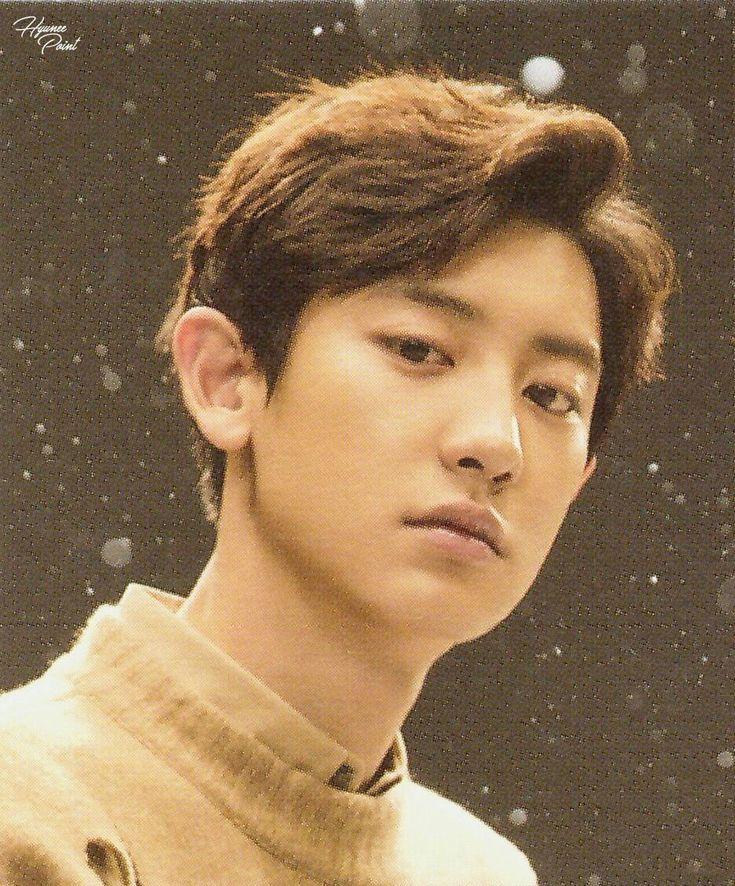 "[SCAN] #EXO Postcard - "" Universe"" Album #CHANYEOL"