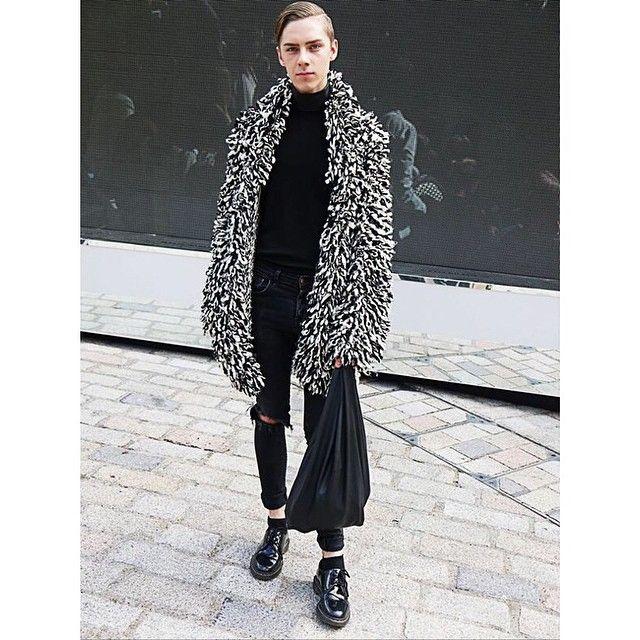 gTIE leather bag | London Fashion Week | Mikko Puttonen