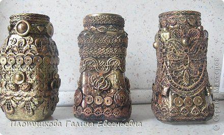 Декор предметов Хламье мое Материал бросовый фото 15