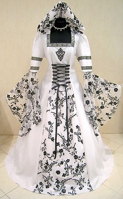 Häufig 79 best vestidos de epoca images on Pinterest | Victorian dresses  HY67