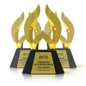 Award winning websites - WebAwards 2012