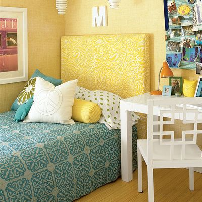Girls Bedroom Ideas Yellow 68 best decorating with yellow images on pinterest | home