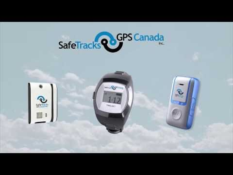 SafeTracks GPS - Personal GPS Tracking Devices