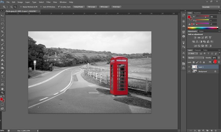 By isolating one single color and converting the rest of the photograph to black and white, you can create a visually-engaging artistic photograph. This directions will work on any modern version of Photoshop including CS4, CS5, and CS6. The color splash effect is frequently used by photographers. Using this Photoshop technique, it is quite easy to isolate …