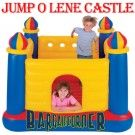 The Intex Inflatable Jump-O-Lene