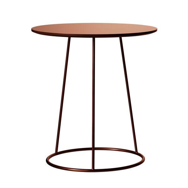 Breeze table 46 cm, copper