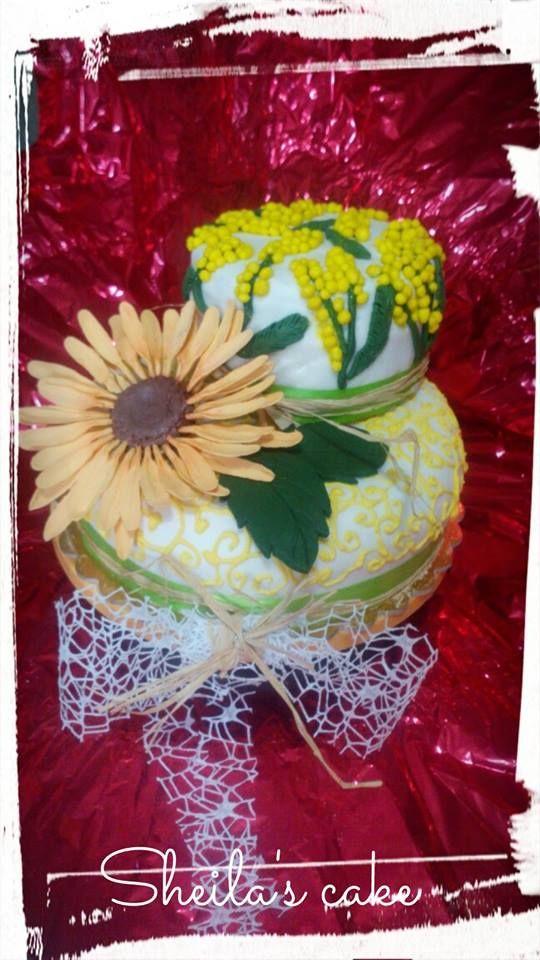 Festa della donna cake