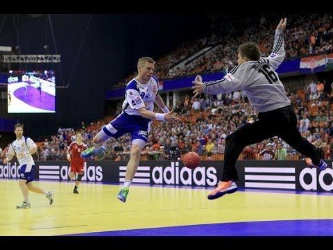 Top Goals Handball - YouTube