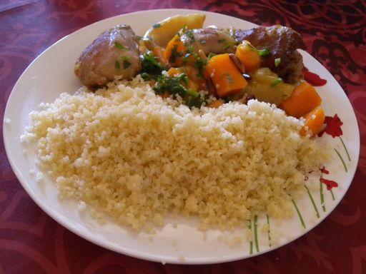 Photo 2 de recette Sot-l'y-laisse de dinde façon tajine - Marmiton