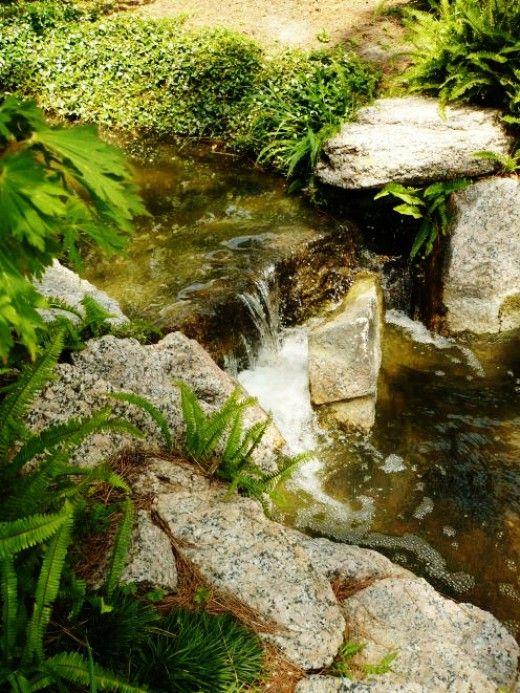 Japanese Gardens, Houston, Texas, Midland Texas