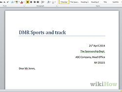 event sponsorship dissertation