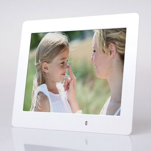 digital photo frame electronic picture frames best digital photo album lcd 8