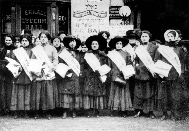 International Ladies Garment Workers Union (ILGWU) is formed by the amalgamation of seven local unions. Lucy Parsons is a key organizer for the new union.