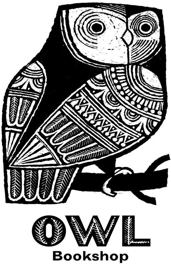 Owl Bookshop by illustrator Joe McLaren