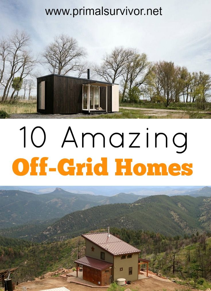 17 best ideas about kit homes on pinterest steel house for Self sufficient cabin kits