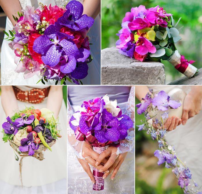 Die Besten 25 Brautstrau Mit Orchideen Ideen Auf