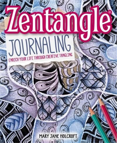 The purpose of this book is to bring the mediums of tangling and journaling together to help readers enrich their lives. On each spread there is an outline for readers to fill as they choose. Inspirat