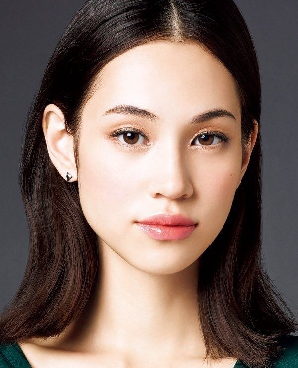 Kiko Mizuhara for Shiseido MAQuillAGE Spring 2016 ad. More photos here!