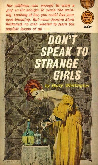 strange girl pulp