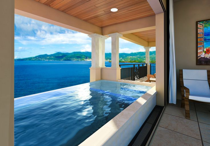 #Sandals LaSource Grenada  An exotic, unspoiled hideaway, Sandals LaSource Grenada will offer guests a romantic, authentic Caribbean vacation while providing the Luxury Included® amenities and exceptional service that have come to be associated with the Sandals Resorts experience.