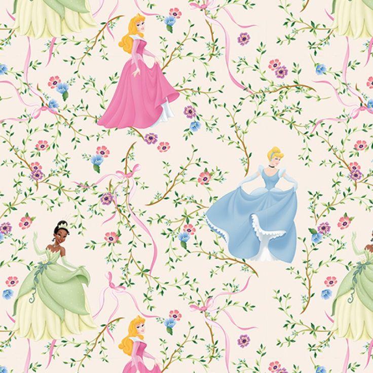 Hercegnők függöny #függöny #lakástextil #lakberendezés #gyerekszoba #hercegnők