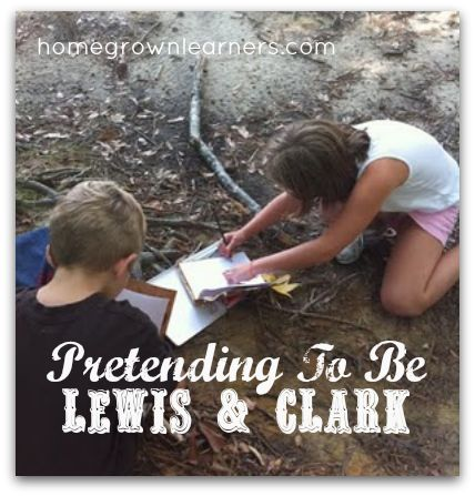 Resources to go on your own Lewis & Clark Expedition