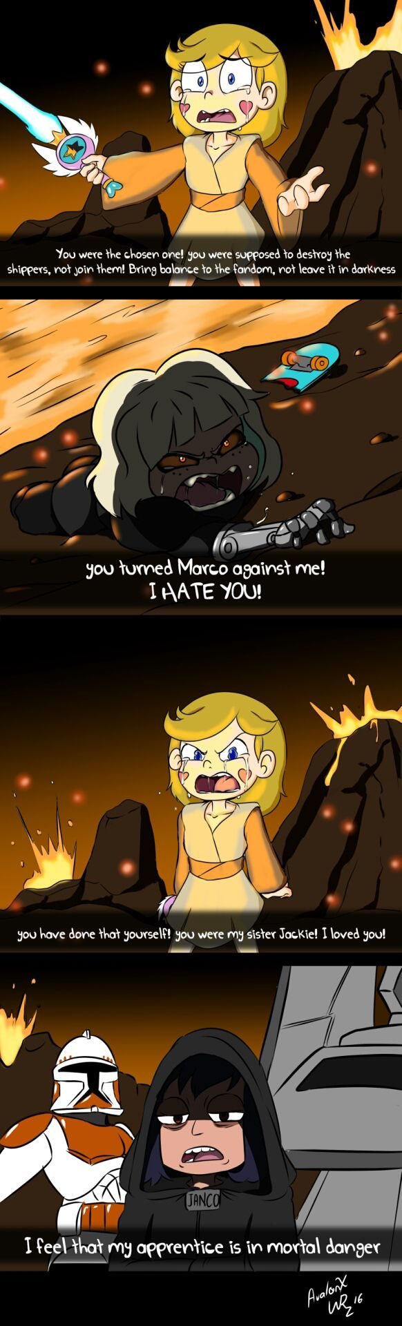 A collection of the funniest Star vs the forces of evil memes you can… #detodo # De Todo # amreading # books # wattpad