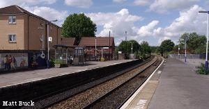 Stapleton Road Railway Station (SRD)