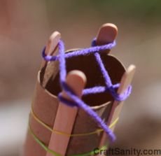 Spool Knitting For You And The Kids