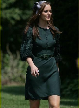 Blair Waldorf Dress:  Catherine Malandrino
