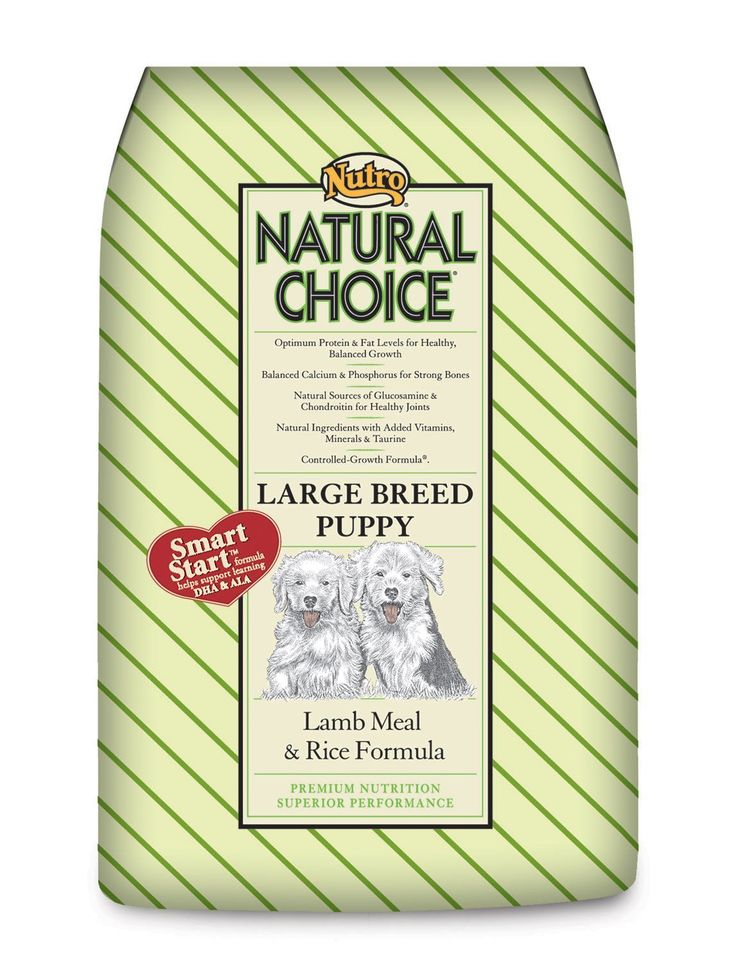 Natural Choice Dog Large Breed Lamb Meal and Rice Formula Puppy Food, 30-Pound ** Review more details here : Dog Food
