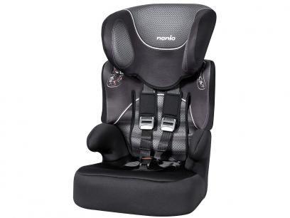 Cadeira para Auto Nania Graphic Black Beline SP - para crianças de 9 à 36kg com as melhores condições você encontra no Magazine Sualojaverde. Confira!