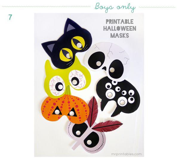 boys only halloween diy tips en leuke dingen voor 31 oktober