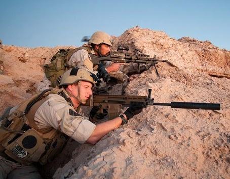 En batalla, son letales. La M4 siempre va con ellos #airsoft