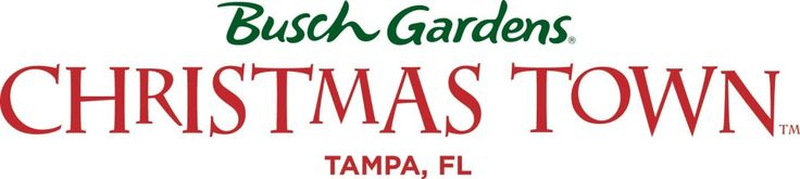 Busch Gardens Christmas Town 2014! Busch Gardens Tampa is getting ready to celebrate the holidays with Tampa Bay's Biggest Christmas Celebration!