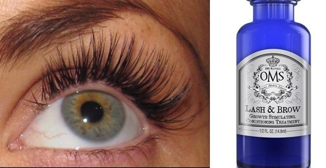 GROW LONG, THICK LASHES! 100% natural, Lash & Brow Growth Stimulating/Conditioning Treatment