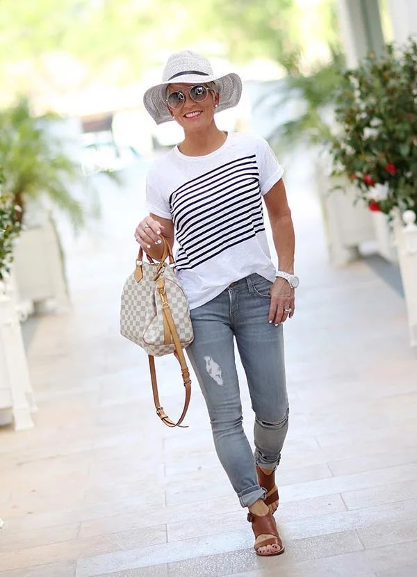 Chic over 50  ein Style-Interview mit Shauna