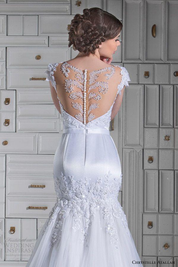 Chrystelle Atallah Spring 2014 Wedding Dresses