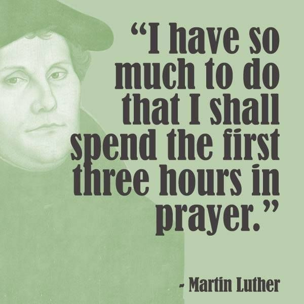 martin luther and his promise to god Martin luther and ocd  he kept his promise, much to his father's disapproval,  and resurfaced with knowledge that would not only change his walk with god,.