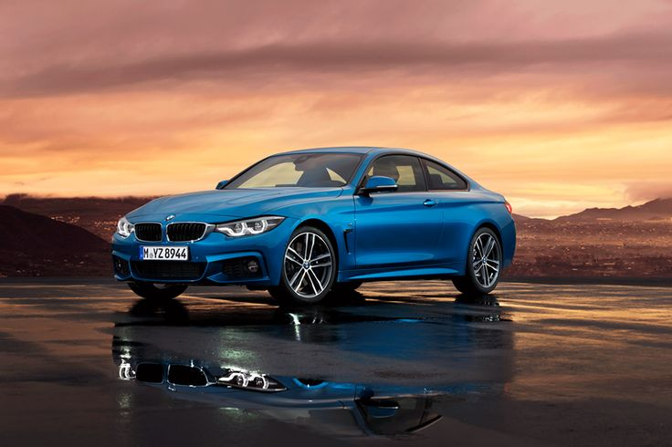 Doğal bir güzellik.😉 BMW 4 Serisi Coupé.