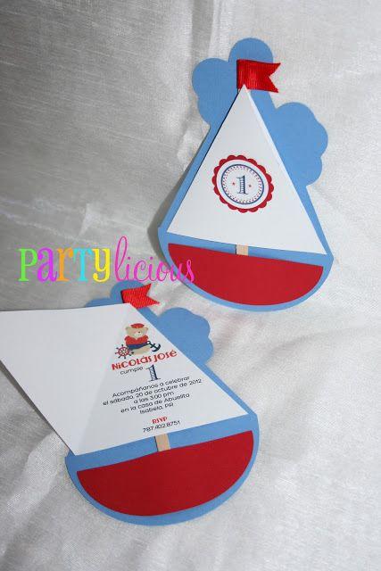 Partylicious: sailboats                                                                                                                                                                                 Más