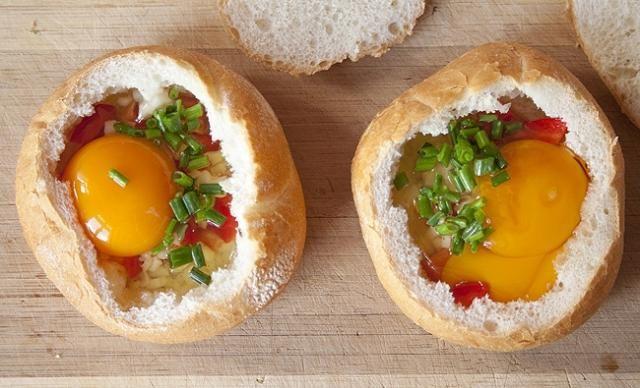 Gyorsan elkészíthető reggeli