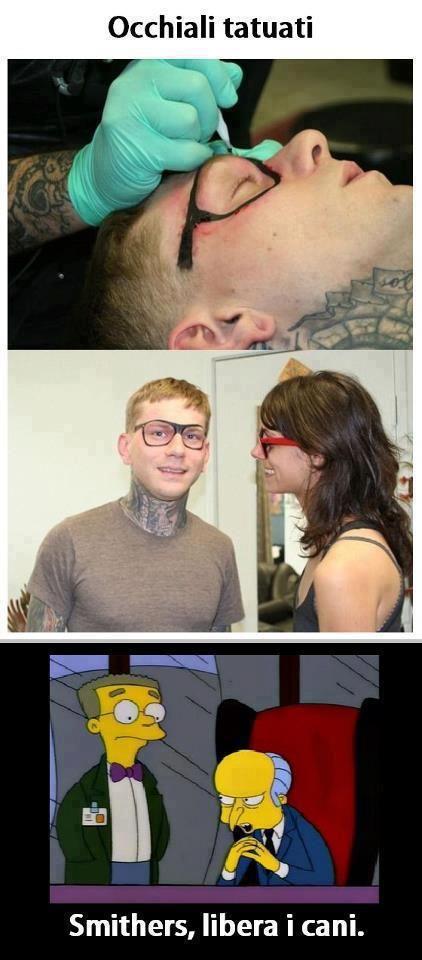 ASSURDO!! Guardate cosa e DOVE si è fatto tatuare questo ragazzo!