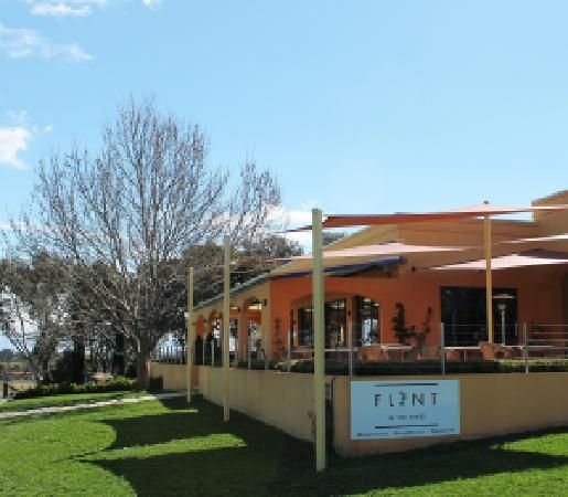 Flint in the Vines: Restaurant at Shaw Vineyard, Murrumbateman, New South Wales, Australia