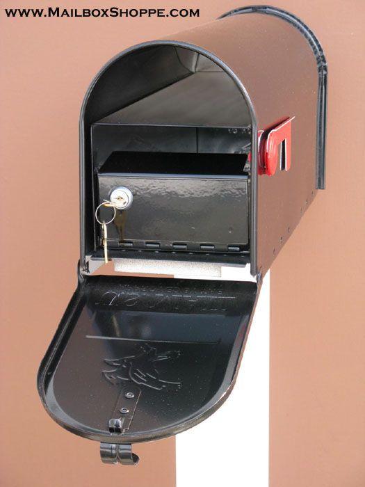Locking Mailbox Insert