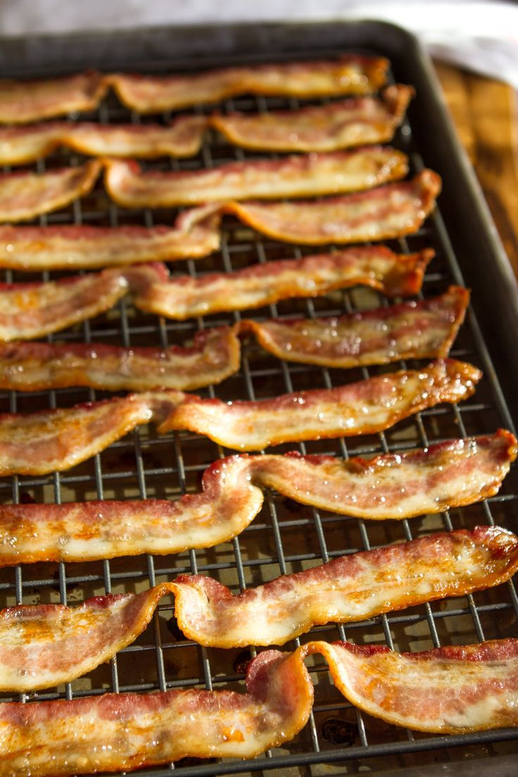 How To Bake Bacon