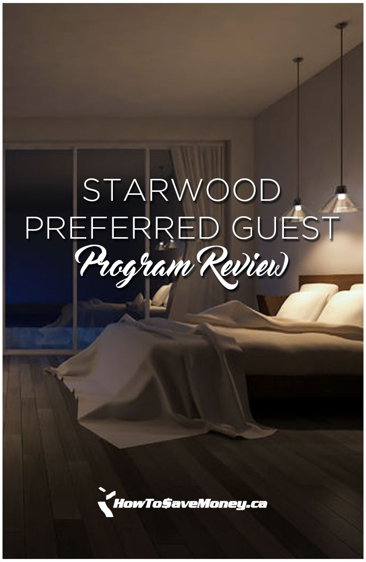 Starwood Preferred Guest combines high reward value, flexible choices, and lots of transfer partners to create one of the world's best travel rewards programs.
